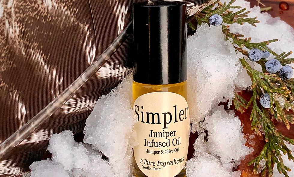 Juniper Infused Oil