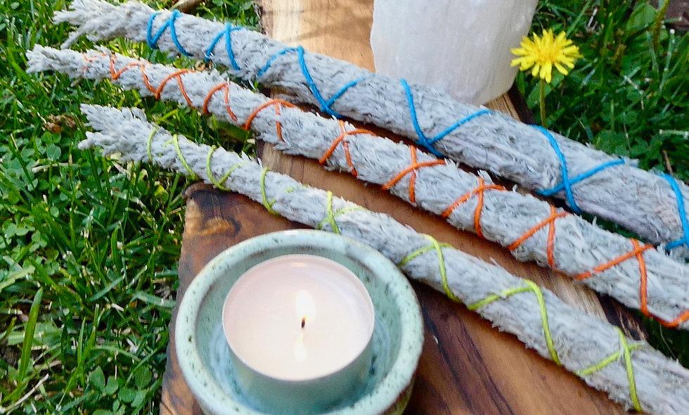 Artemisia absinthium Smudge Stick