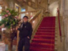 Sigel at Danieli Hotel in Venice