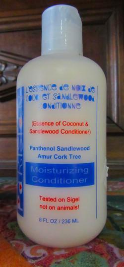 Sandlewood Coconut Conditioner