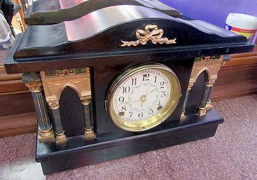 Edelweiss Antique Clock