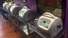Our fleet of HydroMicrodermabrasion is here & ready to go.