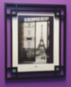 MetrOasis Paris Esthetician Room Eiffel Tower Photo