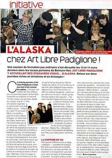 Sigel & Sue in L'Eclaireur Magazine (Paris)
