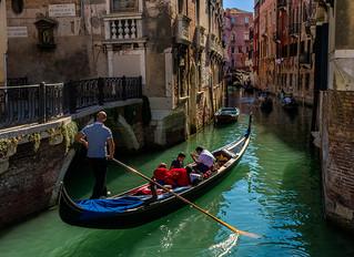 Gondola - Things We Learn While Traveling #4