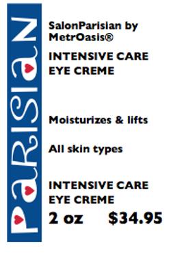 Intensive Care Eye Creme