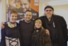 Sigel & Sue at Hair Training in London
