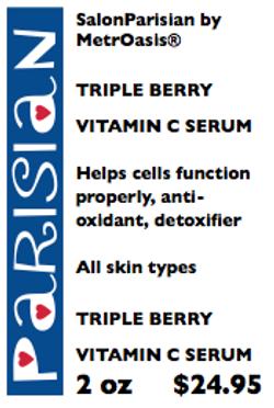 Triple Berry Vitamin C Serum