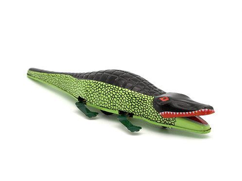 Tin Windup Crocodile