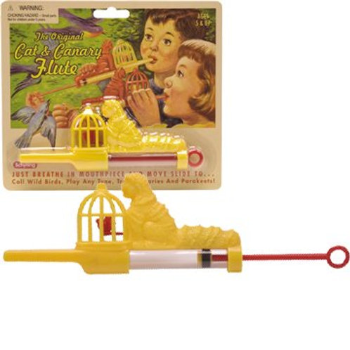 Cat & Canary Flute