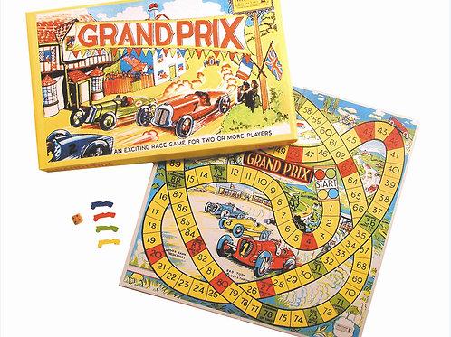 Grand Prix Board Game