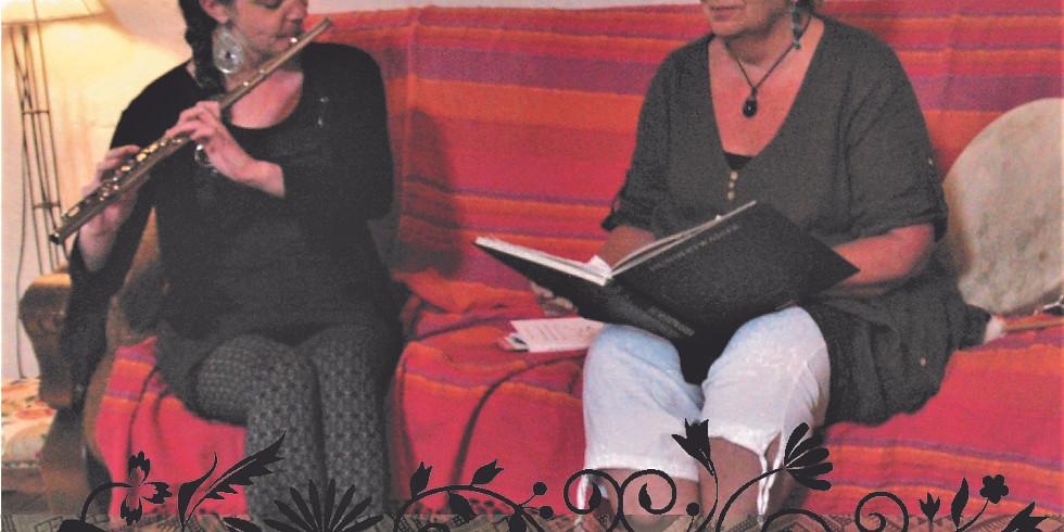 Sieste Littéraire avec Annabel et Lucie