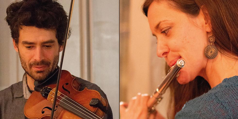 Lucie Périer & Orwin Hébert