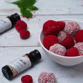JIN JIN Raw Raspberry Bliss by The Dessert Lab