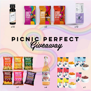 PICNIC PERFECT GIVEAWAY