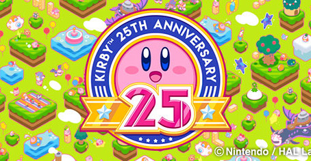 Kirby 25th Anniversary History Video