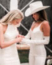 Sophisticated Weddings Magazine Katherin