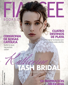 Fiancee Bodas, September 2018 -  Cover.p