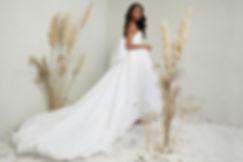 KATHERINE TASH WEDDING DRESS