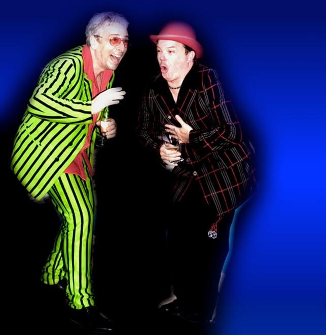 Jaymz Bee & Great Bob Scott