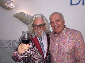 JAYMZ BEE AND GUIDO BASSO IN CUBA