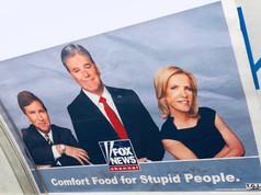 Fox News, Comfort Food for Stupid People
