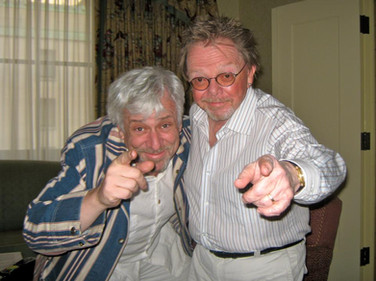 JAYMZ BEE AND PAUL WILLIAMS