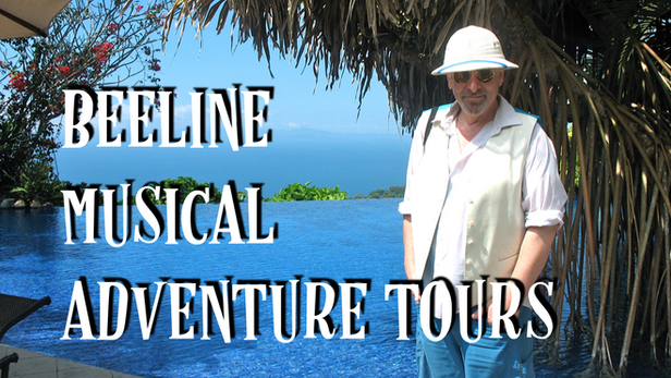 MUSICAL TRAVEL IS THE BEST!