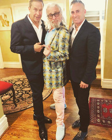JEFFREY LATIMER, JAYMZ BEE AND LARRY TOBIN