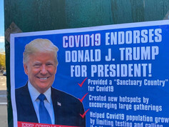 Covid19 Endorses Donald Trump