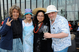 JOANNE SMALE, GOGO BEGONIA AND ERELLA GANON
