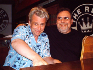 """JAYMZ BEE AND DOUG """"DOC"""" RILEY AT THE REX"""