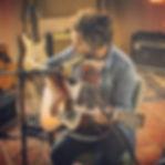 Me and a guitar _theboathousemusicstudio