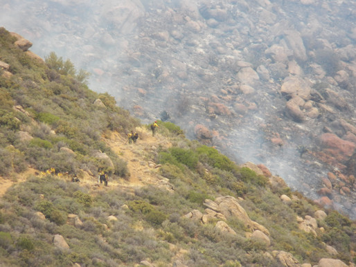 Were Wildland Fire Fatality Staff Rides, based on revisiting Military Battlefields, designed to be a