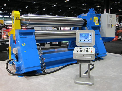 HDR Biegemaschine / Bending Machine