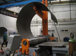 HAEUSLER VRM-hy 3000x25mm