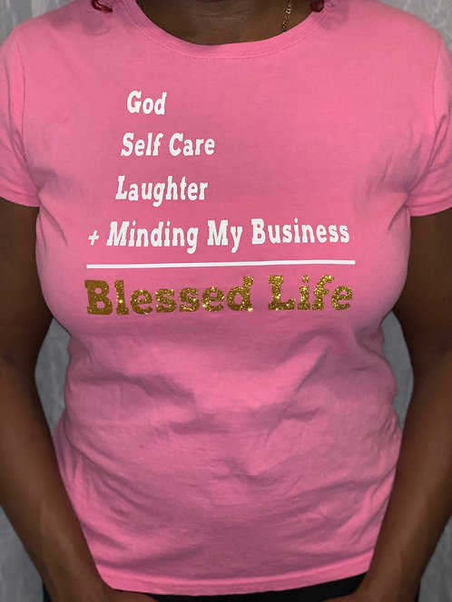 BLESSED LIFE T-SHIRT