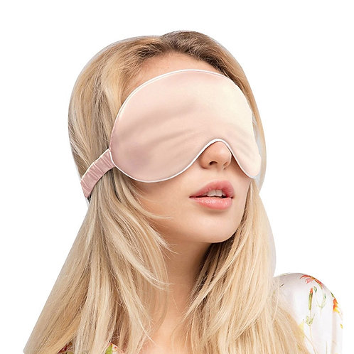100% 3D Silk Sleep Mask