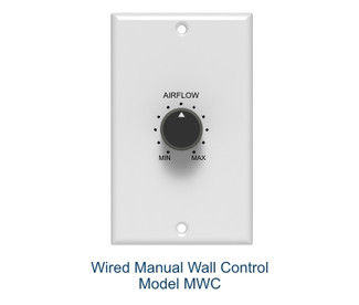 MWC Manual Airflow Wall Control