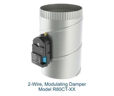 R80CT Damper