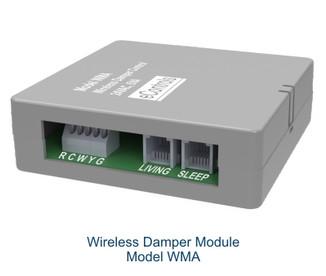 WMA Damper Radio Module