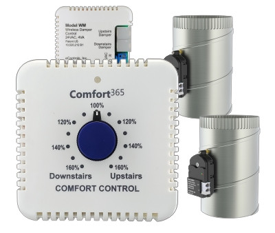 WC365 Wireless Airflow Wall Control