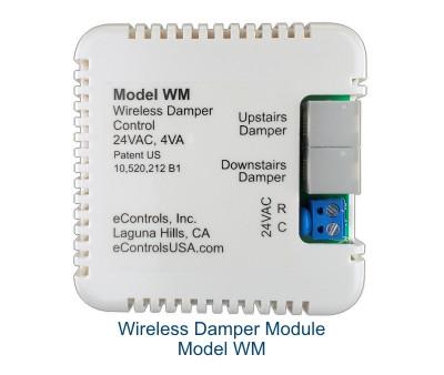 WM Damper Radio Module
