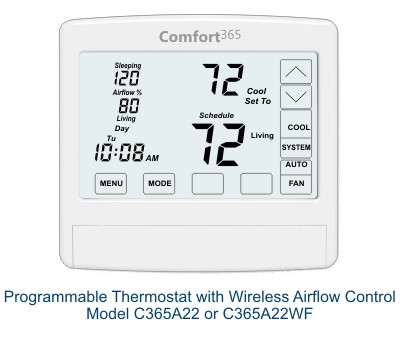C365A Thermostat