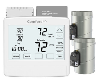 C365A Thermostat with Airflow Control