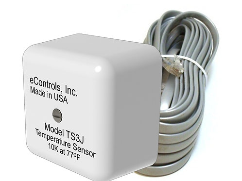 TS3J Outdoor Temperature Sensor, Plug&Play