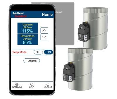 BTMC365 Bluetooth Airflow Control