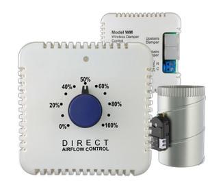 WDC Wireless Airflow Control for 1-Zone