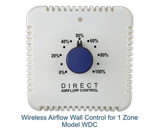WDC Wireless Airflow Wall Control