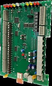 Custom 8-Zone Zoning Panel
